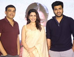 Jaanu Trailer Launch Photos