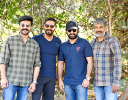 NTR - Ram Charan With Ajay Devgn