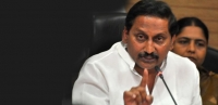 Cm kiran fire on congress high command