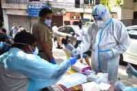 Coronavirus in india covid cases crosses 94 6 lakh mark toll surges near 1 37 lakh mark
