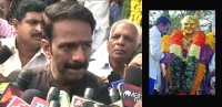 Vangaveeti radha get emotional at vijayawada