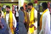 Tdp mla balakrishna slaps photographer in hindupur during election campaign