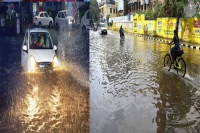 Heavy rains to lash capital city for next 3 days imd alerts