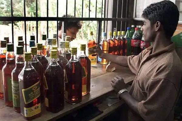 Is this the reason behind reising of liquor rates in andhra pradesh