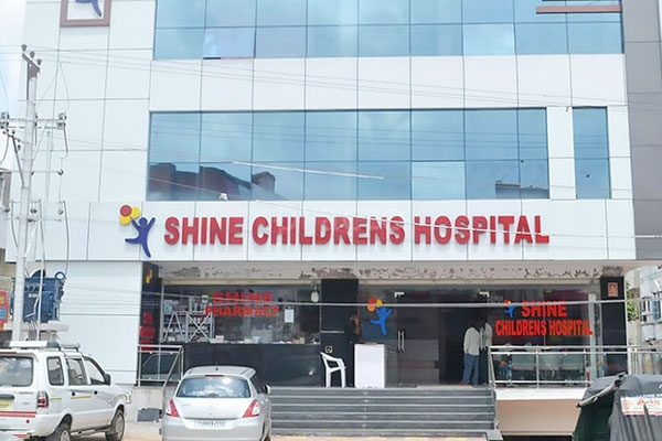 Fire accident at shine hospital kills one child