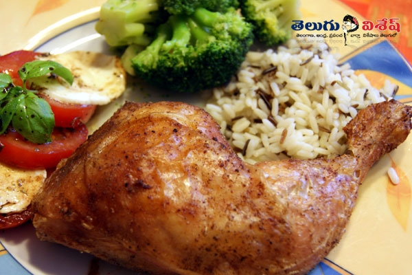 Roasted chicken lemon rice cooking tips