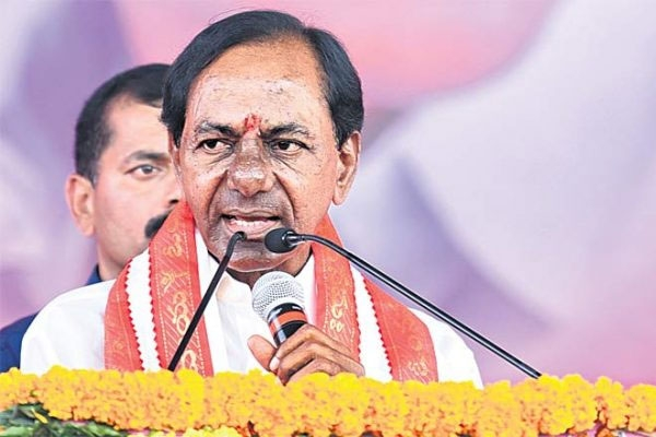 Telangana deceiver cbn in congress led grand alliance alleges kcr