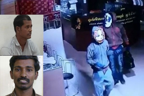 Man arrested in lalitha jewellery robbery case hunt on for others